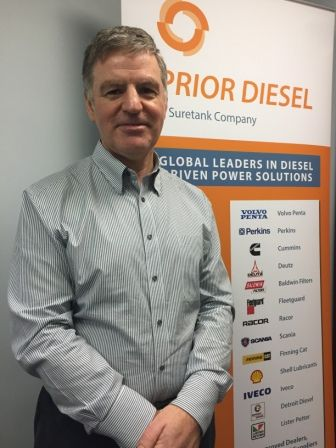 New general manager at Prior Diesel Jim Yeats