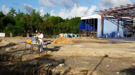 Work commences on new blast and coating facility in Thailand
