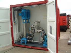 Introducing the new 10' ISO Offshore Pump Container