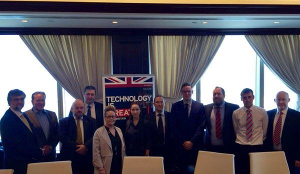 Abu Dhabi trade mission for offshore oil and gas
