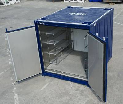 Sure-Cool Offshore Reefer Container
