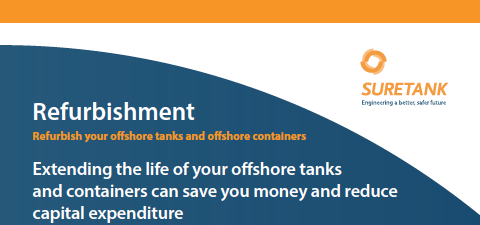 Offshore refurbishment