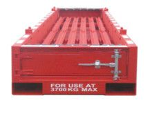 6 Meter Half Height Container